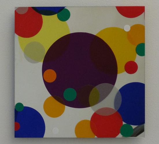 2013 Sydney CD Gallery - Lots of Dots 30 x 30 (2013)